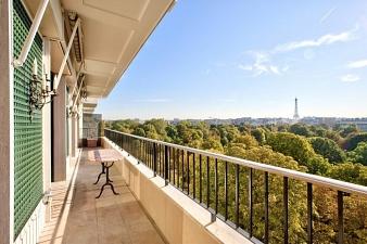 Les expatri s ais s fran ais investissent en force dans l - Immobilier de luxe paris xvi arrondissement ...