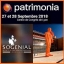 INVITATION - Cocktail-Dînatoire  de SOGENIAL IMMOBILIER - PATRIMONIA 2018