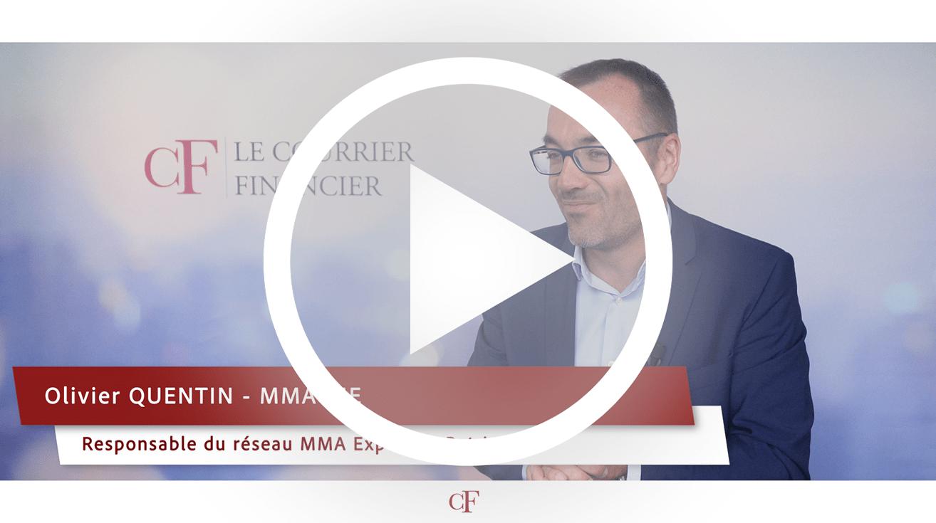 Olivier Quentin – MMA Expertise Patrimoine : ISR et transition énergétique, cinq nouveaux fonds